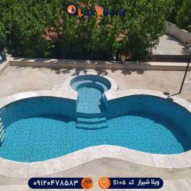 ویلا لوکس در شیراز S105