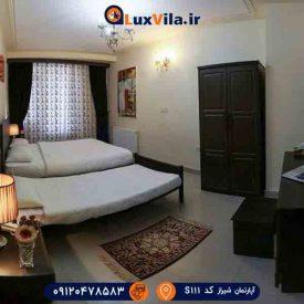 رزرو هتل آپارتمان در شیراز S111