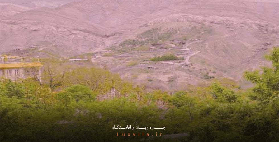 روستای سینک لواسان