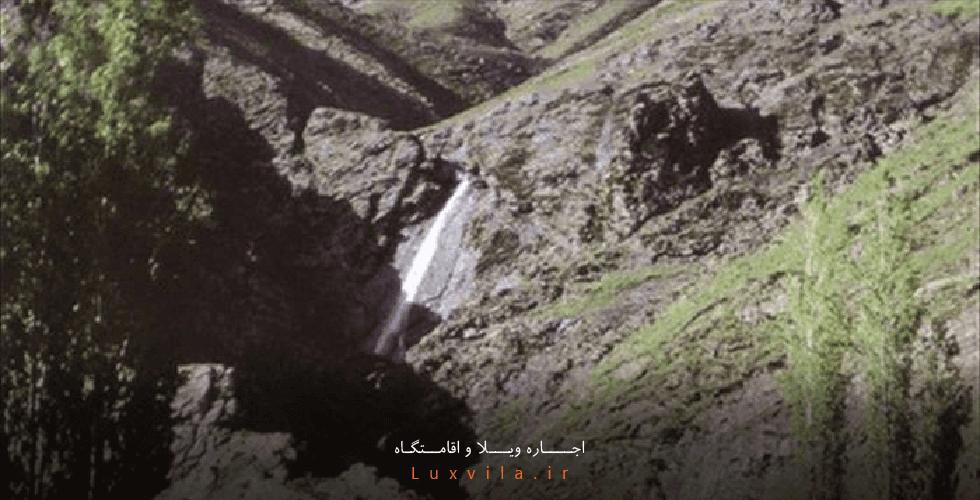 آبشار لارمحله فشم
