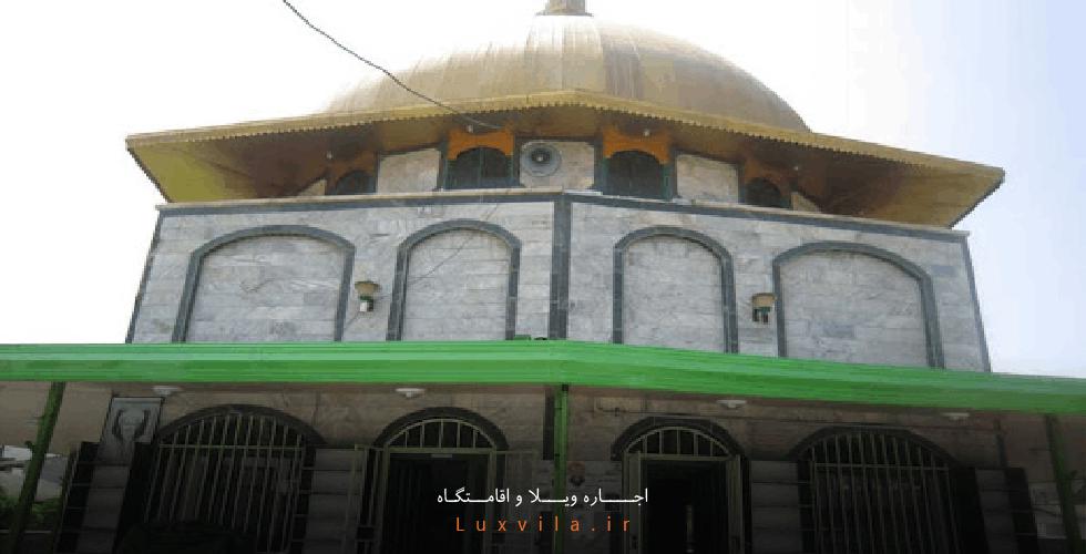 امامزاده قاسم ایزدشهر