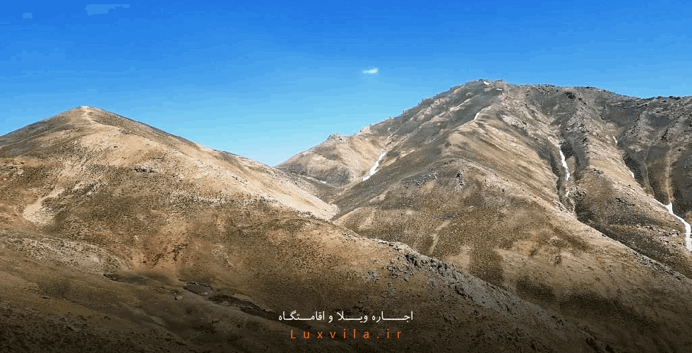 قله آبک تهران