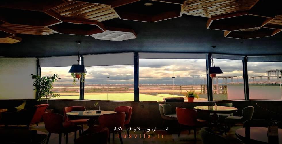 کافه رستوران ایوان محمودآباد