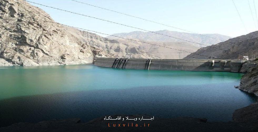 سد امیرکبیر (کرج)