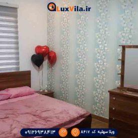 ویلا دوخوابه با استخر روباز A417