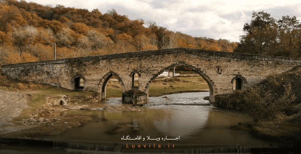 پل شاپور سوادکوه