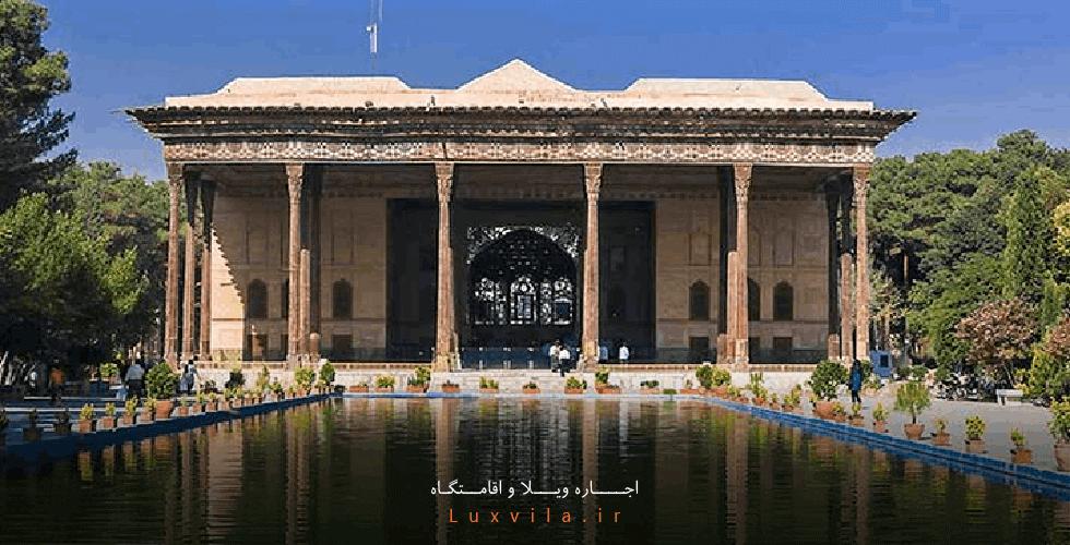 کاخ چهل ستون اصفهان